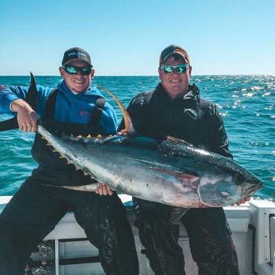 Image of Yellow fin tuna