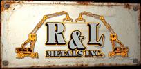Image of R&L metals inc logo